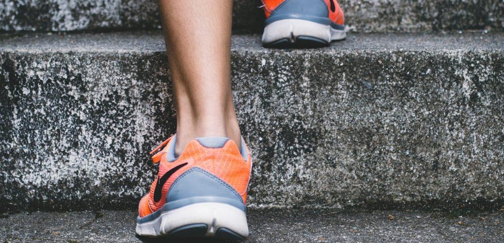 medial ankle sprain